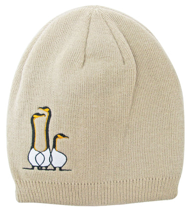 Benjamin Chee Chee Friends Embroidered Knitted Hat - Oscardo