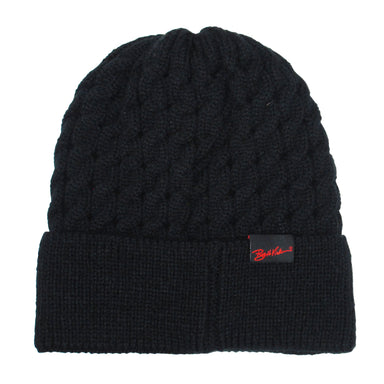 Roy Henry Vickers Eagle Heart Embroidered Knitted Hat - Oscardo