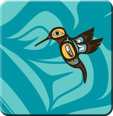 Hummingbird Hard Coaster