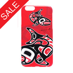 Jamie Sterritt Salmon iPhone 6/6S Case