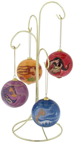 Four Way Ornament Holder