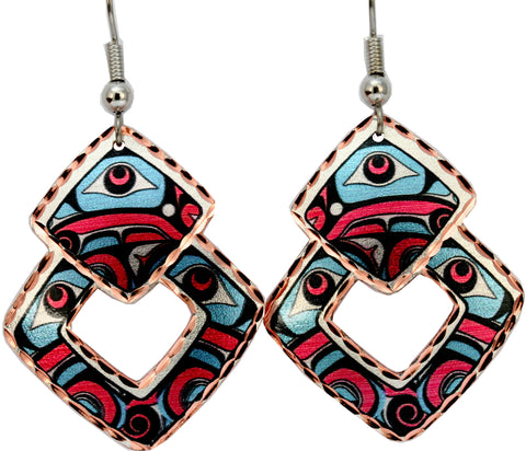 Native Alaska Earrings