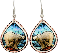 Bear Alaska Earrings