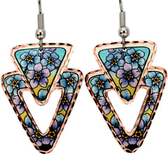 Floral Alaska Earrings