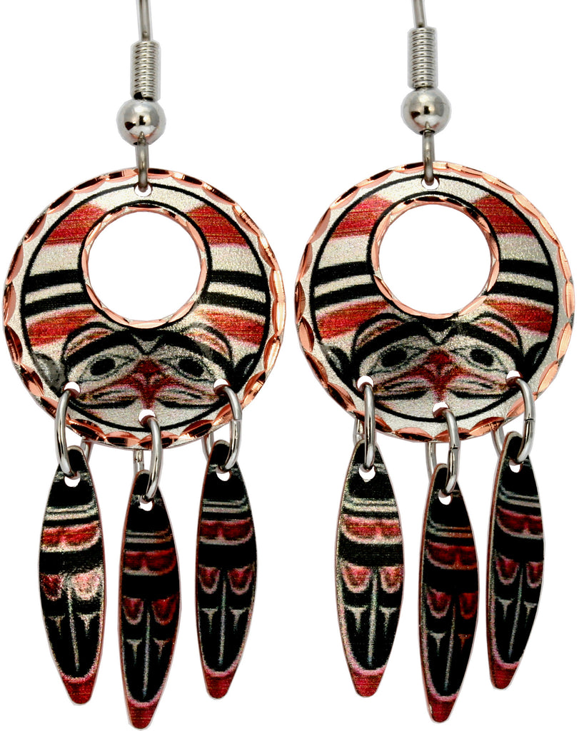 Native Alaska Multiple Earrings