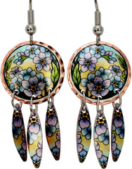 Floral Alaska Multiple Earrings