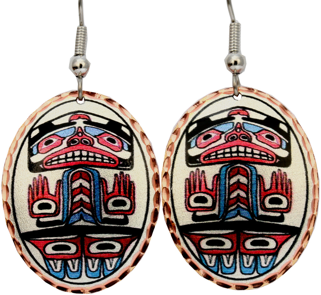 Native Alaska Native Earrings