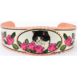 Cat Colourful Bracelet