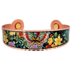 Buttefly Colourful Magnetic Bracelet