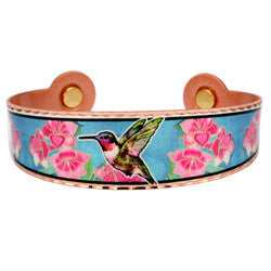 Hummingbird Colourful Magnetic Bracelet