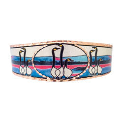 'Friends' Artist Collection Copper Bracelet - Oscardo