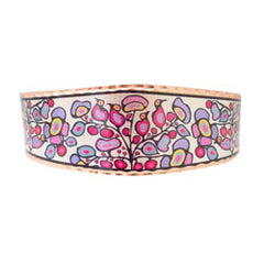 Woodland Floral Artist Collection Copper Bracelet