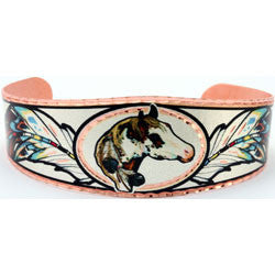 Horse Colourful Lynn Bean Bracelet