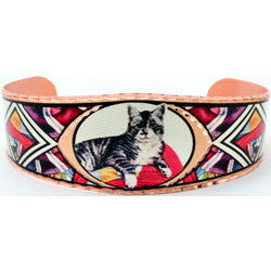 Wolf Colourful Lynn Bean Bracelet