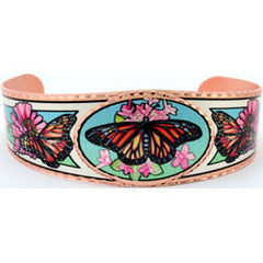 Butterfly Colourful Lynn Bean Bracelet