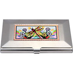 Dragonfly Colourful Business-Credit Card Case