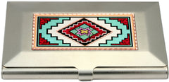 Native Colourful Business-Credit Card Case
