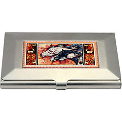 Horse Colourful Lynn Bean Business-Credit Card Case