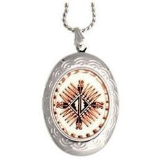 Native Design Locket