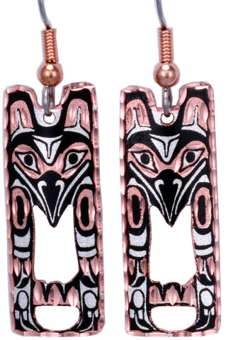 Native Totem CN Series Earrings