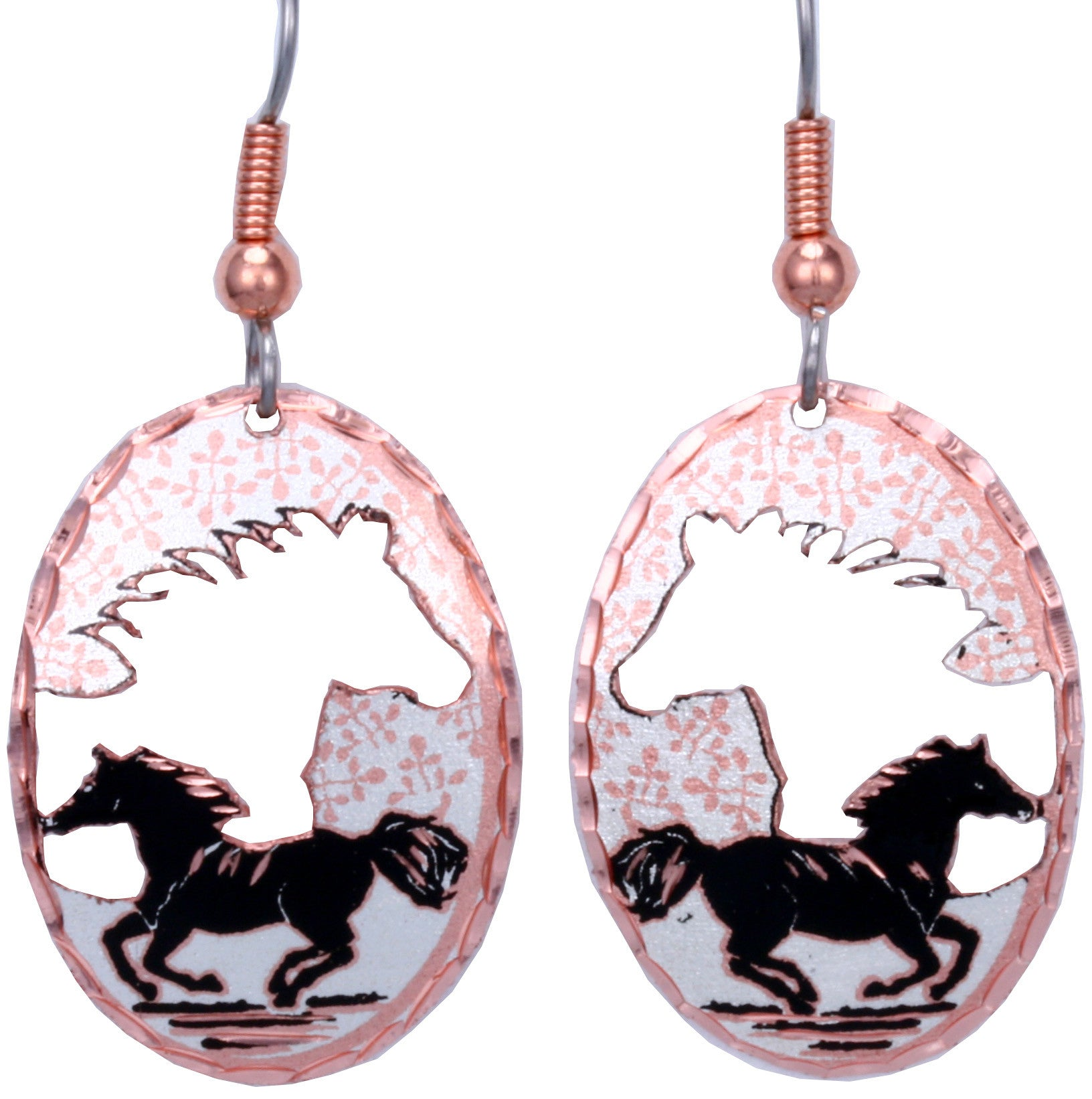 Horse CN Series Earrings
