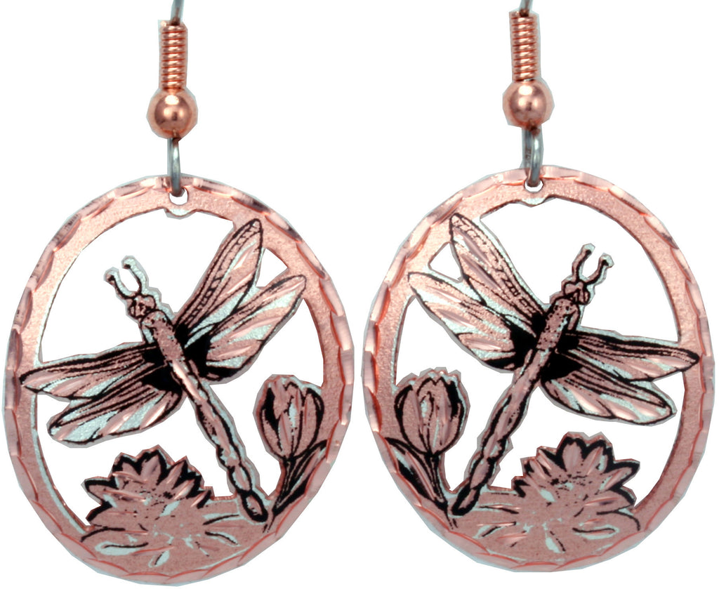 Dragonfly CN Series Earrings