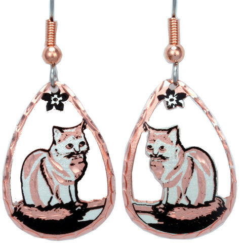 Cat CN Series Earrings