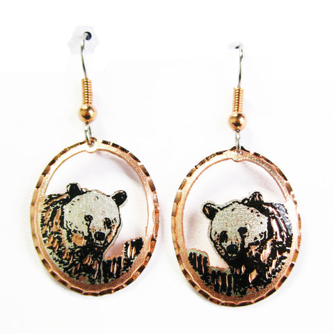Bear CN Series Earrings