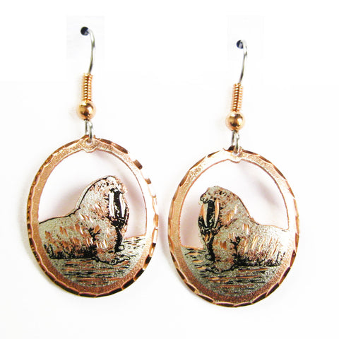 Walrus CN Series Earrings