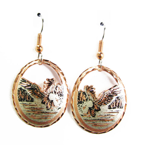 Eagle CN Series Earrings