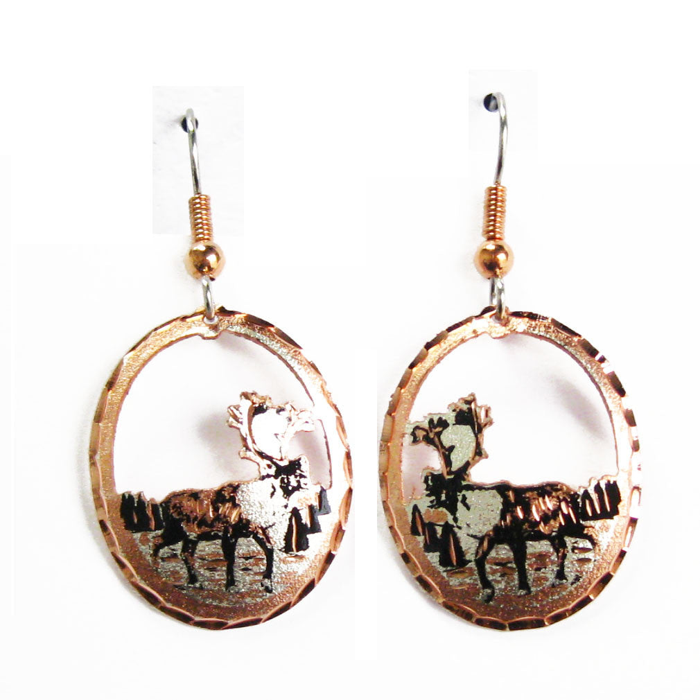 Moose CN Series Earrings