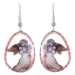 Angel CN Series Earrings - Oscardo