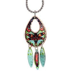 Dragonfly Lynn Bean Native Multiple Necklace