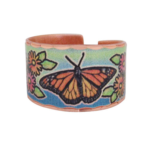 Butterfly Colourful Ring