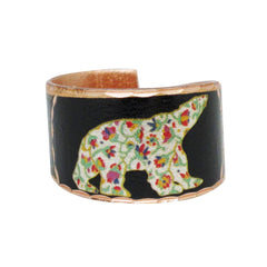 Dawn Oman Spring Bear Artist Collection Copper Ring