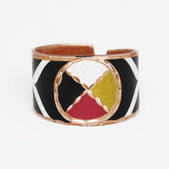 Medicine Wheel Collection Copper Ring