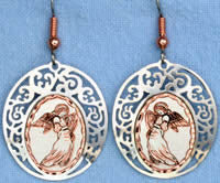 Angel Cloud Earrings - Oscardo