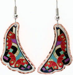 Colourful Native Earrings