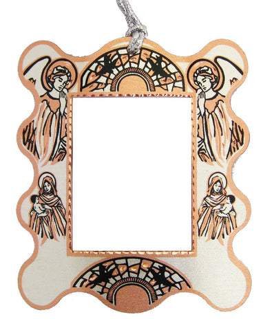 Angel Photo Frame Ornament