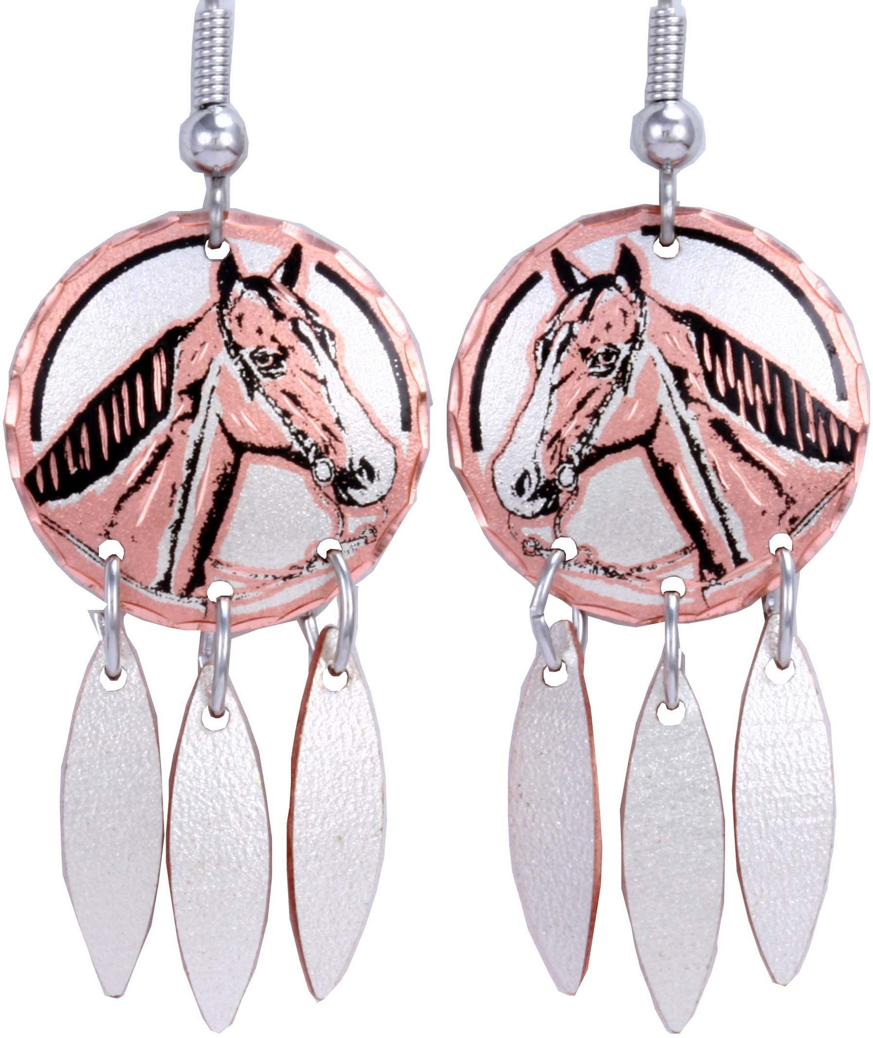 Horse K Series Earrings