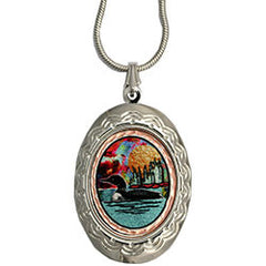 Loon Colourful Locket