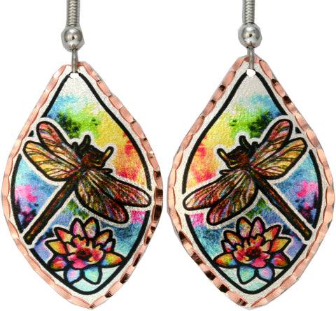 Hummingbird Lynn Bean Native Design Earrings