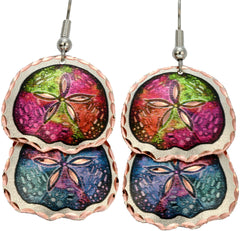 Starfish Marine Earrings