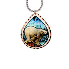 Bear Alaska Necklace