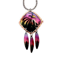 Eagle Alaska Multiple Necklace