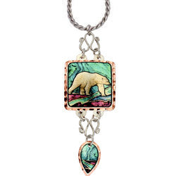 Bear Alaska Multiple Necklace