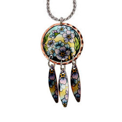 Floral Alaska Multiple Necklace