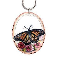 Butterfly CO Series Necklace