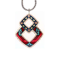 Colourful Native Necklace