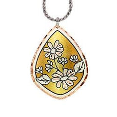 Floral Design Colourful Flower Necklace